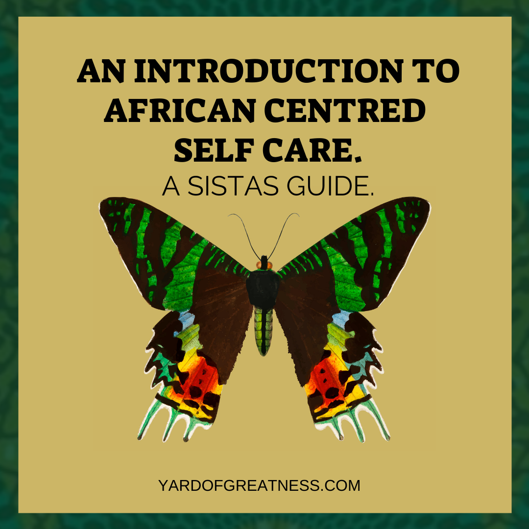 CLICK BELOW TO GET AN INTRODUCTION TO AFRICAN CENTRED SELF CARE FOR £17 v £47