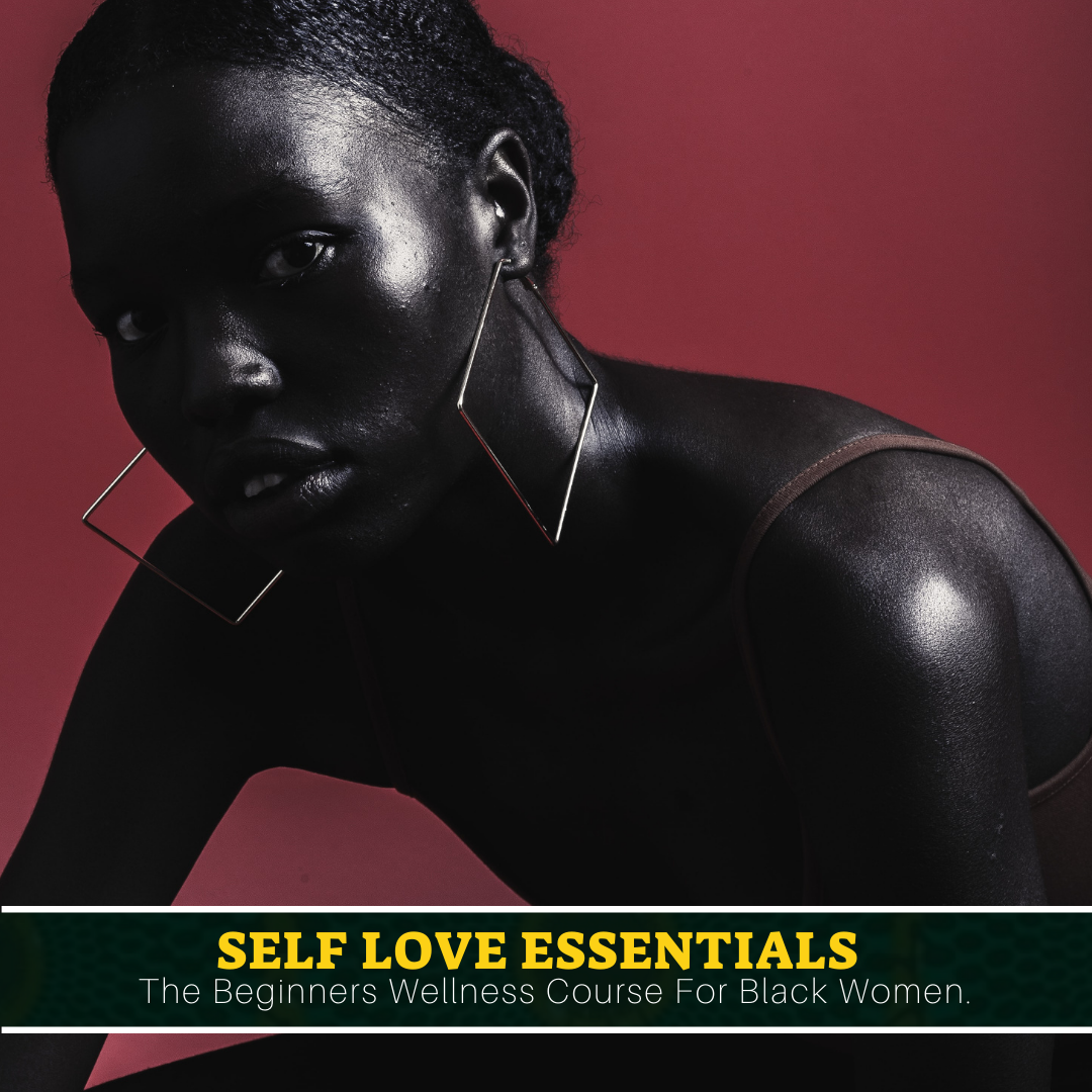 Click below to join the mastermind where we go through our Self Love Essentials course for black women.